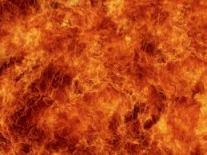 fuego del rigor de Dios
