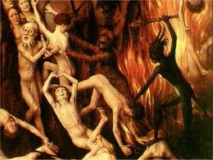 Los condenados al infierno-Apocalipsis