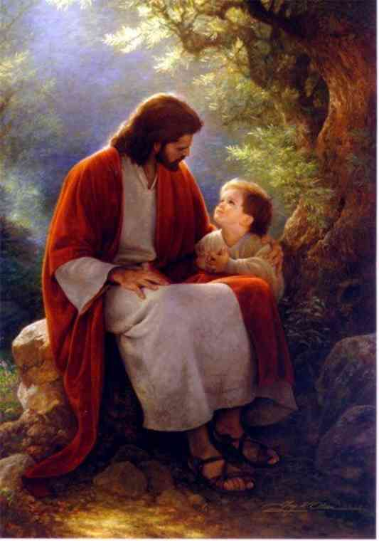 Imágenes de niños orando a Jesús - Imagui