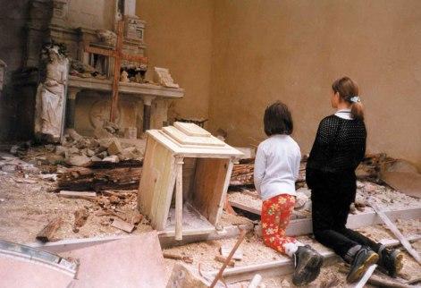 iglesia destruida-persecucion
