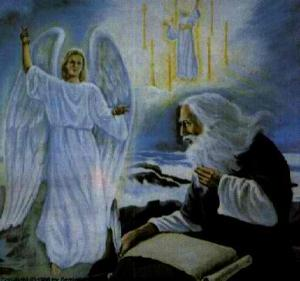 28apocalipsis 1 angel y cristo