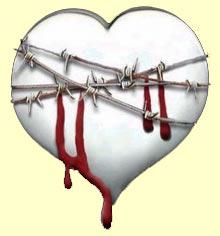 corazón encadenado