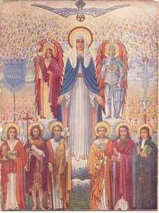 REINA DE LOS APOSTOLES