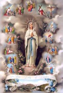 29Los 15 Misterios del Santo Rosario
