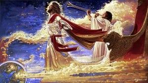 Jesusangeltrumpetcoming