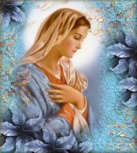 mujer bendita