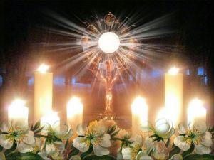 Santisimo Sacramento del Altar