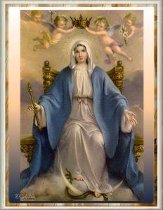 Virgen Reina