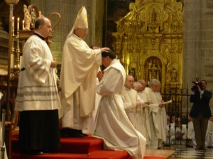 ordenacion sacerdotal