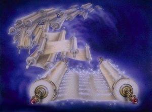 Los libros son abiertos, también el libro de la vida (Apocalipsis 20_12-13)