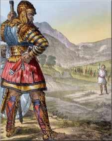 19Goliath y David