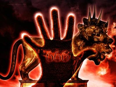6marca de la bestia