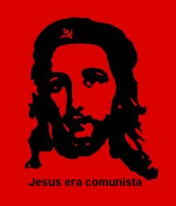 8Jesus era comunista