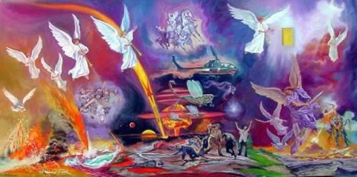 angels del apocalipsis
