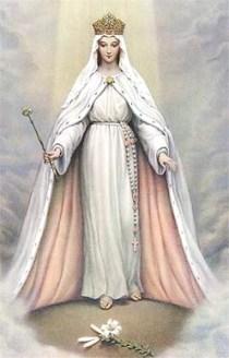 Santa María Reina Inmaculada