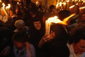 19Orthodox+Christians+Celebrate+Holy+Fire+9UpEbNQT5Txl