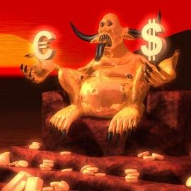 23El dios del dinero y del mercado-Mamon