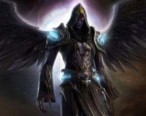 angel malvado