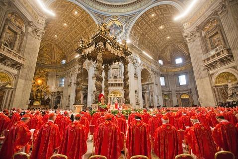 Vatican Conclave 2013: Mass