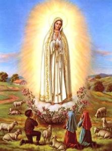 9Nuestra Señora del Rosario de Fátima