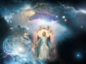 14Virgen María, Reina del Universo