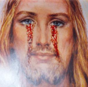 1jesus el buen pastor llorando sangre en argentina