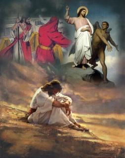 3Tentacion-de-Jesus-demonio-diablo-desierto-40-dias-temptation-of-Jesus