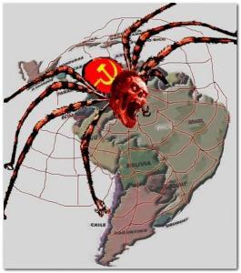 aranha comunista_02