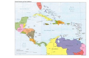 Central-America-and-the-Caribbean-Political-Map-1995