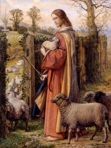 El Buen Pastor Oracion Rosario