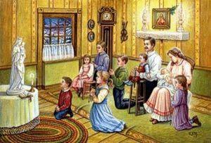 El-Rosario-en-familia