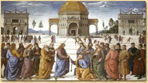 Jesus_establece_Iglesia_sobre_san_Pedro