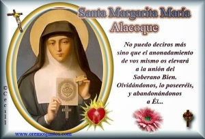 SANTA MARGARITA MARIA