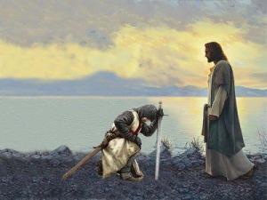 templarios con Dios