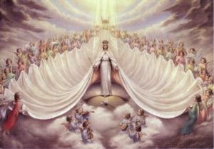 Virgen María Reina-