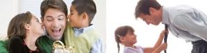 amor entre-padre e hijos
