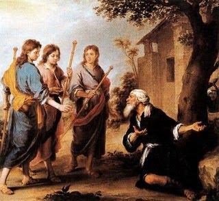 ABRAHAM INTERCEDE POR SODOMA Y GOMORRA