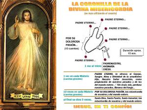 rosario de la misericordia