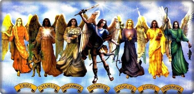 7 arcangeles