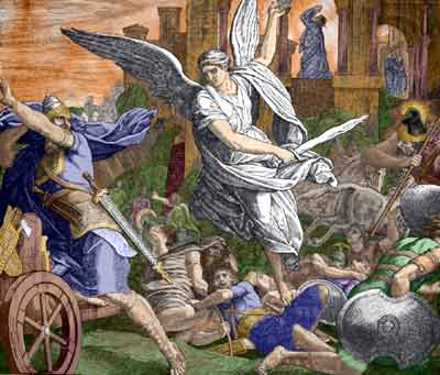 Angel-destroying-Assyrians