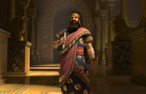 CivV_BNW_Ashurbanipal_leader_screen_1137x736