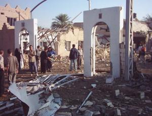 Irak_Bagdad_Iglesia San Jorge