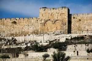 Puerta-Dorada-de-Jerusalen-desde-el-exterior-en-Israel