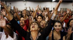 cristianos carismáticos