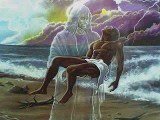 2212451_Jesus-carrying-a-black-man_620