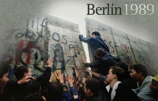 caida del muro del berlin