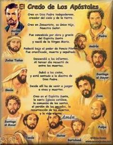 credo de los apostoles