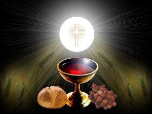 cuerpo y sangre de Cristo