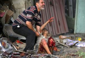 dolor en irak