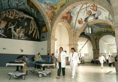 hospital civil de Gua